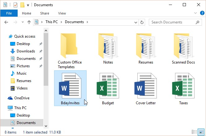 Learn more about computer files